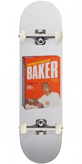 Baker Whole Grain Skateboard Complete - Terry Kennedy - 8.0