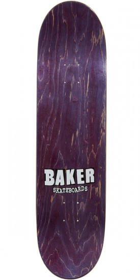 Baker Hands On Deck Skateboard Deck - Spanky - 8.25