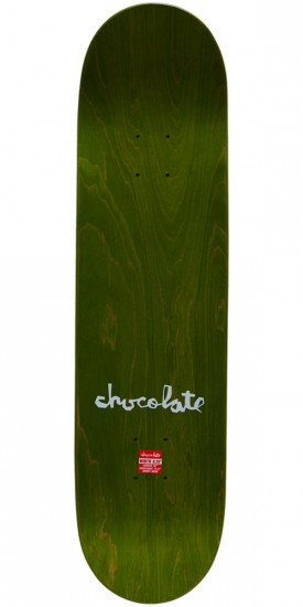 Chocolate Everyday People Perez Skateboard Deck - 8.25""