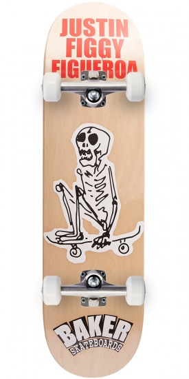 Baker From The Grave Skateboard Complete - Figgy - 8.50