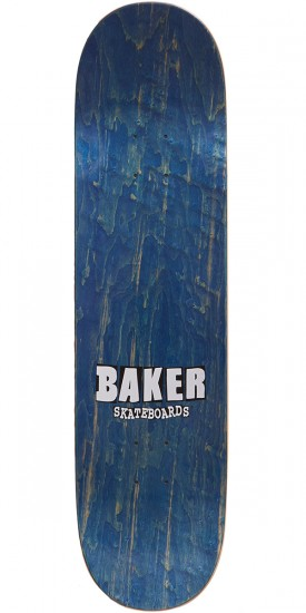 Baker Illusion Skateboard Deck - Zorilla - 8.3875