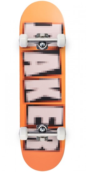 Baker Brand Name Pixelated Skateboard Complete - Bryan Herman - 8.475