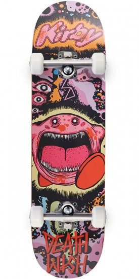 Deathwish Death Toons Skateboard Complete - Taylor Kirby - 8.25