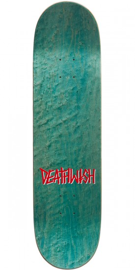 Deathwish The Hostage Skateboard Deck - Erik Ellington - 8.25