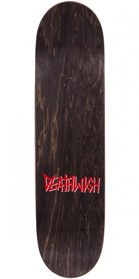 Deathwish Gang Name Skateboard Deck - Erik Ellinton - 8.125