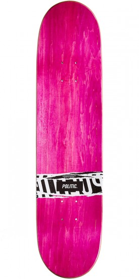 Politic Purp Tape 2 Skateboard Complete - 7.75""