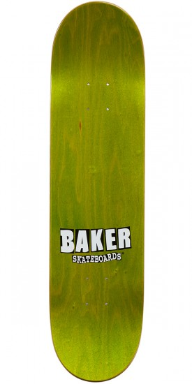 Baker King Of Clubs Skateboard Deck - Theotis - 8.0 - Purple