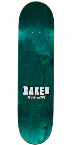 Baker Primary Skateboard Complete - Jackson - 8.125 - Brown