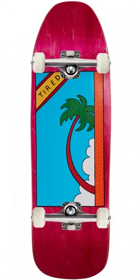 Tired Palm Tree On Stumpnose Skateboard Complete - 9.00