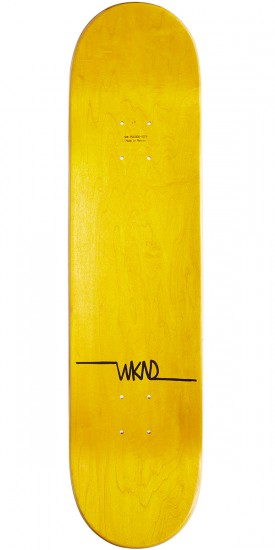 WKND Blue Swan Skateboard Deck - 8.00""
