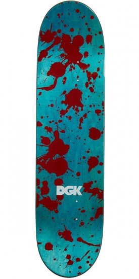DGK G Killers Williams Skateboard Deck - 7.90""