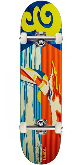 Expedition Tradewinds Hoyle Skateboard Complete - 7.90""