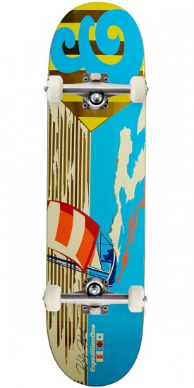 """Expedition Tradewinds Hart Skateboard Complete - 8.06"""""""