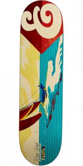 Expedition Tradewinds Hoyle Skateboard Deck - 8.25""