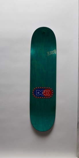 DGK Melted Vaughn Skateboard Complete - 7.80""