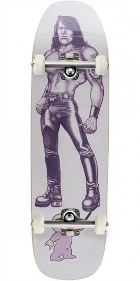 Paisley Finland Skateboard Complete - 8.875
