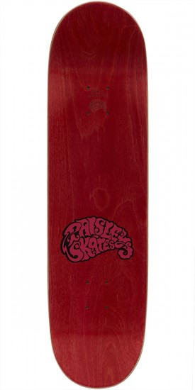Paisley Grabs Back Skateboard Deck - 8.25