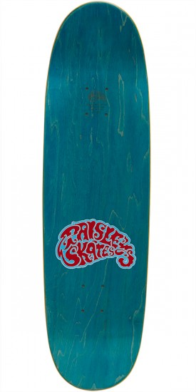 Paisley Serial Party Skateboard Deck - 8.875