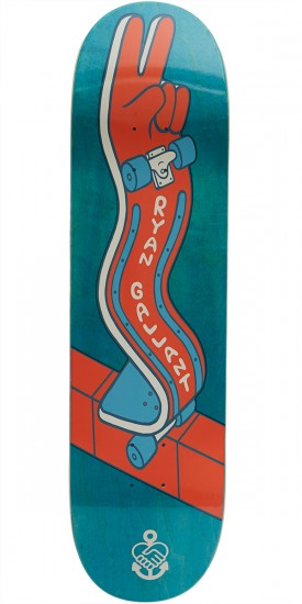Friendship Gallant Skateboard Deck - 8.25""