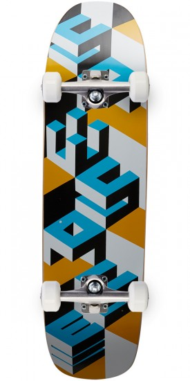 Sausage Blocks Blunted Skateboard Complete - 8.75""