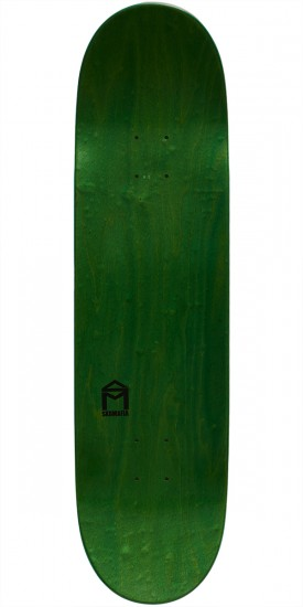 "Sk8 Mafia Legends 2 Palmore Skateboard Deck - 8.50"" - Teal"
