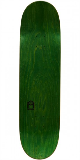 "Sk8 Mafia Legends 2 Palmore Skateboard Deck - 8.50"" - Green"