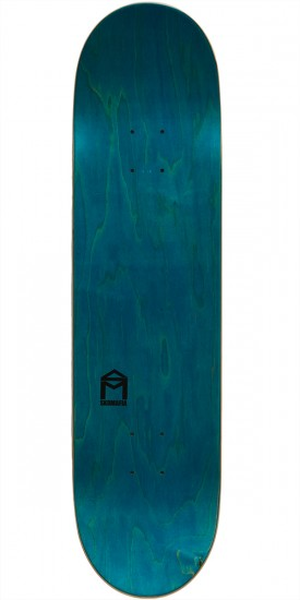 "Sk8 Mafia Legends 2 Surrey Skateboard Deck - 8.19"" - Purple"