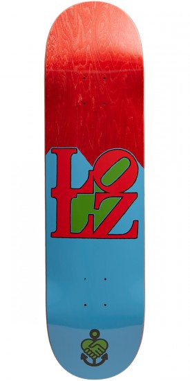 Friendship LOLZ Skateboard Deck - 8.25""