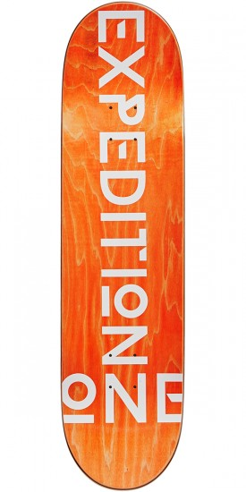 Expedition Abstract Hart Skateboard Deck - 8.25""