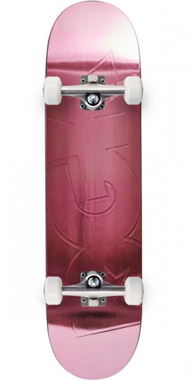 DGK Polished Pink Skateboard Complete - 8.06""
