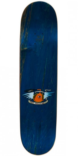 Toy Machine Vice Monster Skateboard Complete - Blue Stain - 8.125""