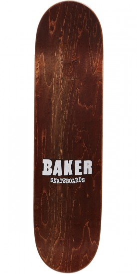 Baker Super Fan Skateboard Complete - Dustin Dollin - 8.125 - Pink Stain
