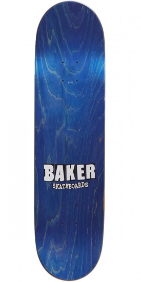 Baker Super Fan Skateboard Complete - Dustin Dollin - 8.125 - Purple Stain