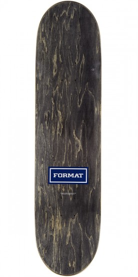 """Format Dom Life Two Skateboard Complete- 8.12"""""""