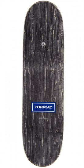 Format Sonata Pathetique Skateboard Deck - 8.50""