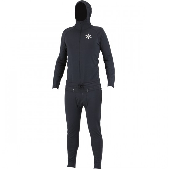 Airblaster Ninja Suit Base Layer 2015 - Black