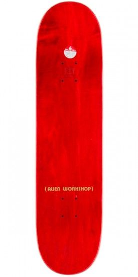 Alien Workshop Born Again Skateboard Deck - 8.25""
