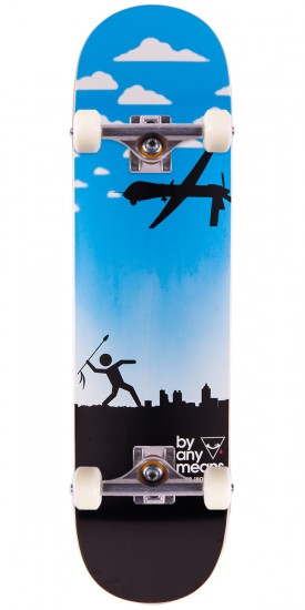 """Alien Workshop By Any Means Drone Skateboard Complete - 8.125"""""""