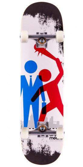"""Alien Workshop By Any Means Wall St. Skateboard Complete - 8.125"""""""