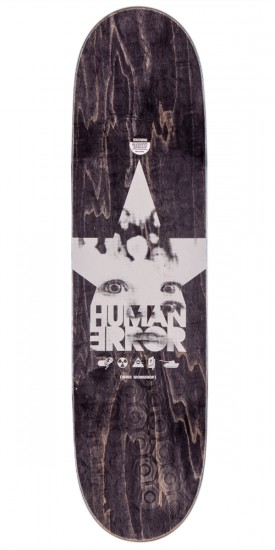 Alien Workshop Human Error Politic Powers Skateboard Complete - 8.5""
