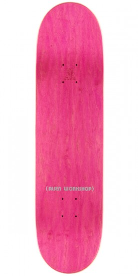 Alien Workshop OG IV Skateboard Deck - 8.375""
