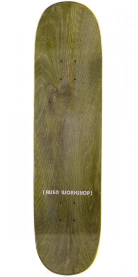 Alien Workshop Picture Of Health Skateboard Complete - 8.25""
