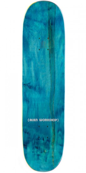 Alien Workshop Premonitions Buried Skateboard Deck - 8.25""