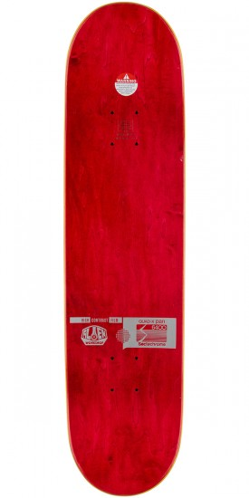 Alien Workshop Sectachrome Moonwalk Skateboard Deck - 8.125""