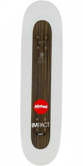 Almost Chrisendales IL Haslam Skateboard Complete - 8.5""