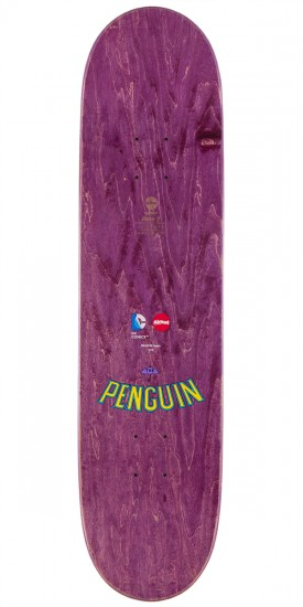 Almost Cooper Wilt Villain Penguin V2 Skateboard Deck - 8.0""