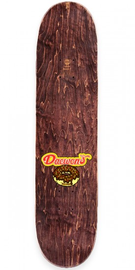 Almost Donut Dude R7 Daewon Song Skateboard Complete - 7.75""