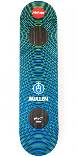 Almost Impact Vibes Impact Rodney Mullen Skateboard Deck - 7.75""