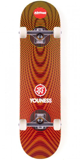 Almost Impact Vibes Impact Youness Amrani Skateboard Complete - 8.0