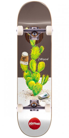 """Almost Junk On My Prick IP Skateboard Complete - Daewon Song - 8.0"""""""